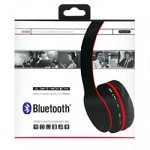 (PCO) BX-200 BLUETOOTH HEADPHONES - RED
