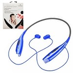 (1-PCO) WIRELESS STEREO HEADSET NOVASONIC HBS-730  - BLUE