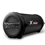 (IL) X-MAX X-104 PORTABLE STEREO SPEAKER - BLACK