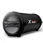 (IL) X-MAX X-104 PORTABLE STEREO SPEAKER - GRAY