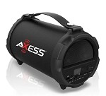 (MA) AXESS 1037 BLUETOOTH SPEAKER - BLACK