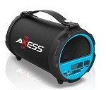(MA) AXESS 1037 BLUETOOTH SPEAKER - BLUE