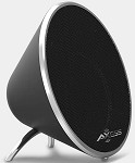 (MA) AXESS 1042 MONO WIRELESS CONE BLUETOOTH SPEAKER - BLACK