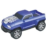 (MA) PORTABLE BLUETOOTH SPEAKER - V87 TRUCK BLUE
