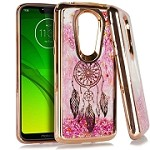 (E01) MOTO G7 PLAY CHROME GLITTER MOTION IMAGE - DREAM CATCHER