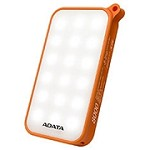 ADATA LED POWER BANK 8000 mAh(DUST & WATER RESISTANCE) - ORANGE