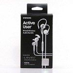SAMSUNG LEVEL ACTIVE WIRELESS HEADSET & ACTIVE WIRED IN-EAR HEADSET
