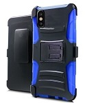 (1-CO) IPHONE X/XS HOLSTER - BLUE