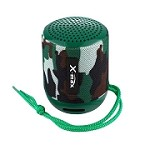 (IL) PORTABLE BLUETOOTH SPEAKER WITH HEADSET X118 - CAMO
