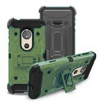 (F01) MOTO G7 PLAY HEAVY DUTY TACTICAL COMBO - GREEN