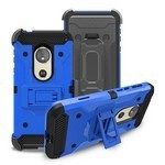 (F01) MOTO G7 PLAY HEAVY DUTY TACTICAL COMBO - BLUE