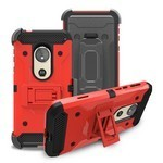 (F01) MOTO G7 PLAY HEAVY DUTY TACTICAL COMBO - RED
