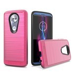 (F01) MOTO G7 PLAY BRUSHED METAL 2 - PINK