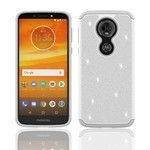 (F01) MOTO G7 PLAY GLISTER BLING - GRAY