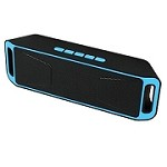 (PCO) NOVASONIC A2DP MEGABASS BLUETOOTH SPEAKER - BLUE