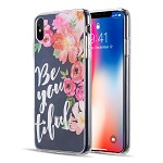(D01) IPHONE XS MAX WATER COLOR IMD TPU CASE - BE-YOU-TIFUL