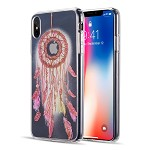(D01) IPHONE XS MAX WATER COLOR IMD TPU CASE - DREAM CATCHER