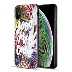 (D01) IPHONE XS MAX THE ART POP SERIES - DESIGN 043