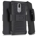 (E01) COOLPAD LEGACY HOLSTER - BLACK