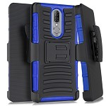 (E01) COOLPAD LEGACY HOLSTER - BLUE