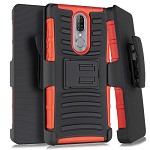 (E01) COOLPAD LEGACY HOLSTER - RED