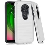 (E01) MOTO G7 PLAY BRUSHED METAL 3 - WHITE