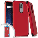 (E01) COOLPAD LEGACY SLIM ARMOR - RED (RETAIL PACKED)