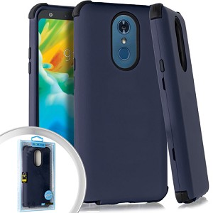 (EM) LG STYLO 4 / 4 PLUS SLIM ARMOR - BLUE (RETAIL PACKED)
