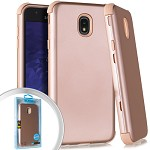 (E01) SAMSUNG GALAXY J7 (2018) SLIM ARMOR - ROSE GOLD (RETAIL PACKED)