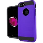 (E01) IPHONE 6/6S BRUSHED METAL - PURPLE