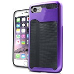 (E01) IPHONE 6/6S DIGITAL CASE METALLIC - PURPLE