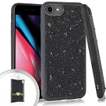 (E01) IPHONE 6/6S ONYX POPROCKS - BLACK
