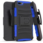 (3E) IPHONE 7 PLUS / 8 PLUS HOLSTER - BLUE