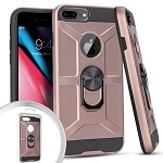 (3E) IPHONE 7 PLUS / 8 PLUS MAGNET RING STAND 2 - ROSE GOLD