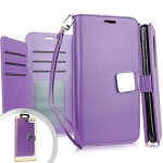 (E01) COOLPAD LEGACY DELUXE WALLET - PURPLE (RETAIL PACKED)