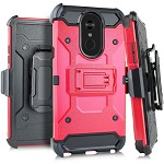 (E01) COOLPAD LEGACY HEAVY DUTY TACTICAL COMBO - RED
