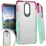 (E01) LG STYLO 4 / 4 PLUS SIDESPINE CASE - HOT PINK (RETAIL PACKED)