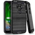 (E01) MOTO G7 PLAY BRUSHED METAL - BLACK
