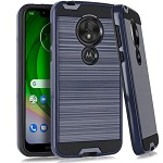 (E01) MOTO G7 PLAY BRUSHED METAL - BLUE