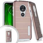 (E01) MOTO G7 PLAY DELUX BRUSHED - ROSE GOLD (RETAIL PACKED)
