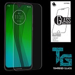 (E01) MOTO G7 PLAY TEMPERED GLASS - CLEAR