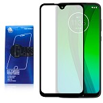 (E01) MOTO G7 PLAY TEMPERED GLASS - FULL COVER