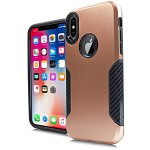 (1-CO) IPHONE X/XS CARBON SLIM - ROSE GOLD