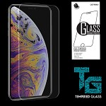 (E01) IPHONE XS MAX TEMPERED GLASS - CLEAR