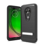 (F01) MOTO G7 PLAY BRUSHED METAL STAND - BLACK