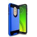 (F01) MOTO G7 PLAY BRUSHED METAL - BLUE
