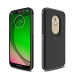 (F01) MOTO G7 PLAY DUO HYBRID - BLACK