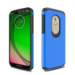 (F01) MOTO G7 PLAY DUO HYBRID - BLUE