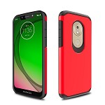 (F01) MOTO G7 PLAY DUO HYBRID - RED