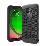 (F01) MOTO G7 PLAY HYBRID WEAVE - BLACK